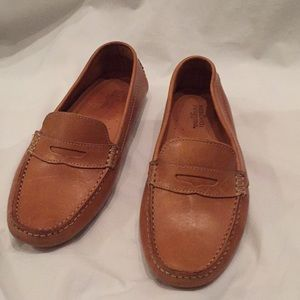 Almost new Mercanti Fiorentini driving loafers